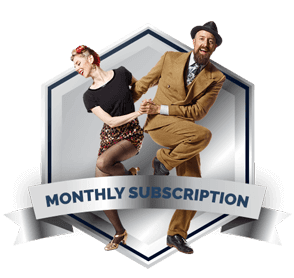 iLindy.com - Online swing dance training with Kevin & Jo