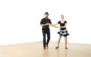 iLindy.com - Lindy Hop Challenges with Kevin St Laurent & Jo Hoffberg