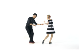iLindy.com - Online Swing dance classes - Lindy Hop Musicality with Kevin St Laurent & Jo Hoffberg