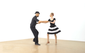 iLindy.com - Online Swing dance training - Lindy Hop challenges with Kevin St Laurent & Jo Hoffberg